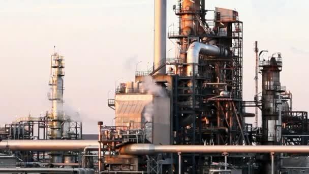 Rafinérie ropy - průmysl