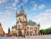 Slovensko, Košice - Jakabov palác