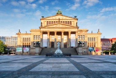 Concert hall at the Gendarmenmarkt, Berlin