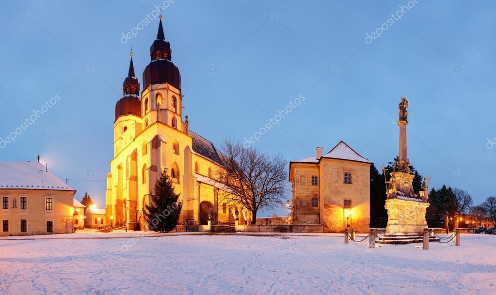 トルナヴァ教会、スロバキア、パ...
