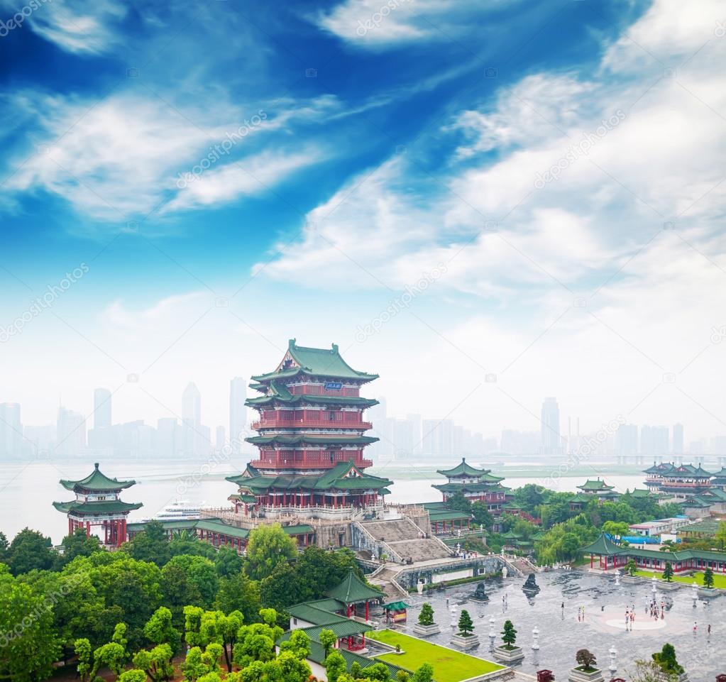 Tengwang Pavilion, Nanchang