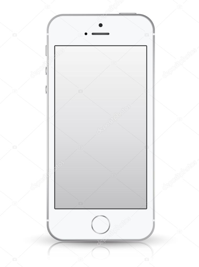 fine my iphone realistic smartphone iphone se style mockup stock 10596