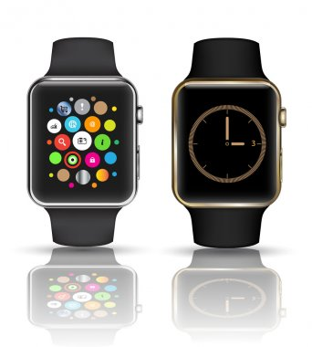 Smart watch set.