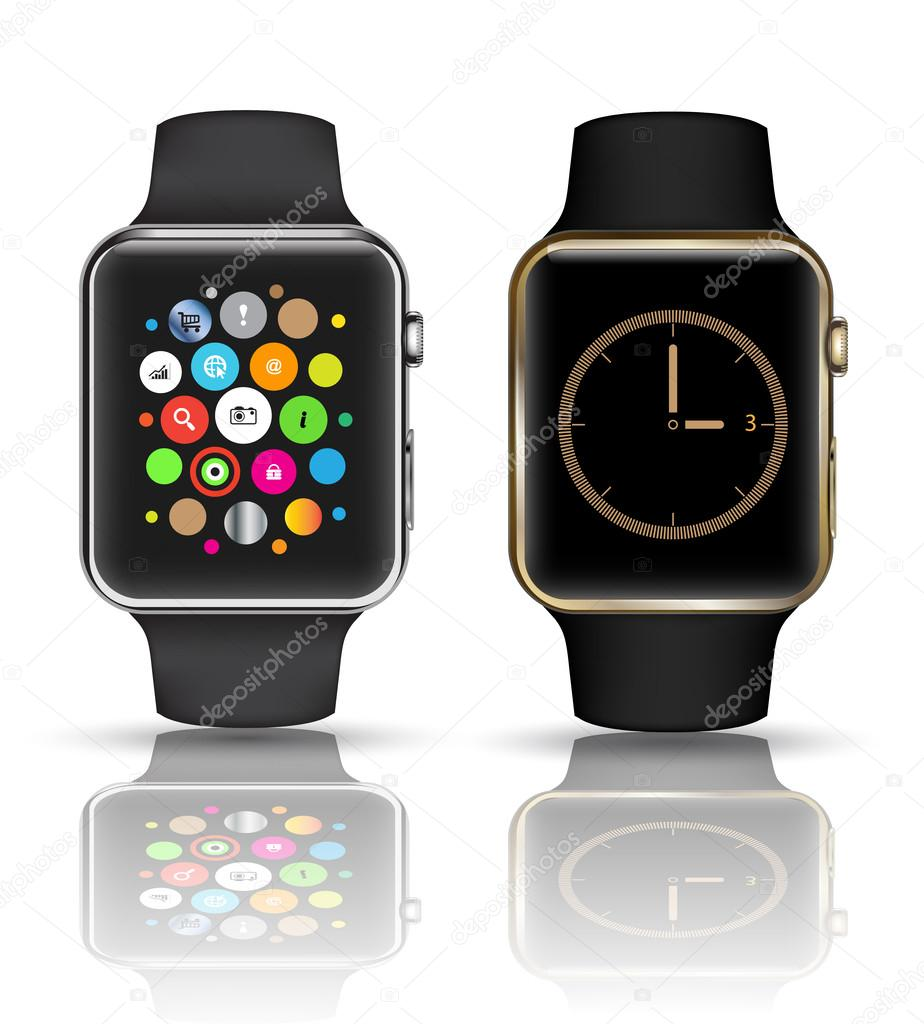 Smart watch set.