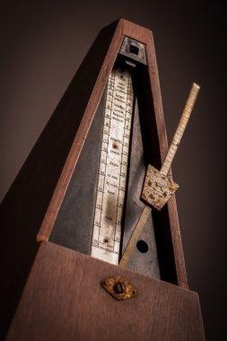 Vintage metronome image