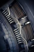Stator in einem Elektromotor