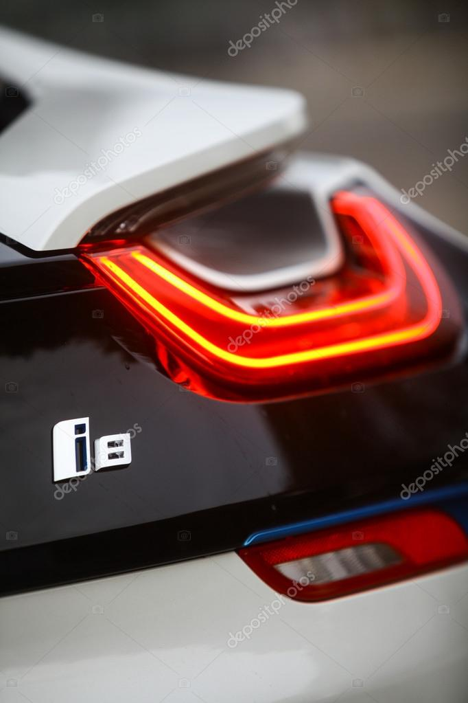 Bmw I8 Break Light Stock Editorial Photo C Bizoon 94251986