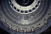 Fotografie Stator in einem Elektromotor