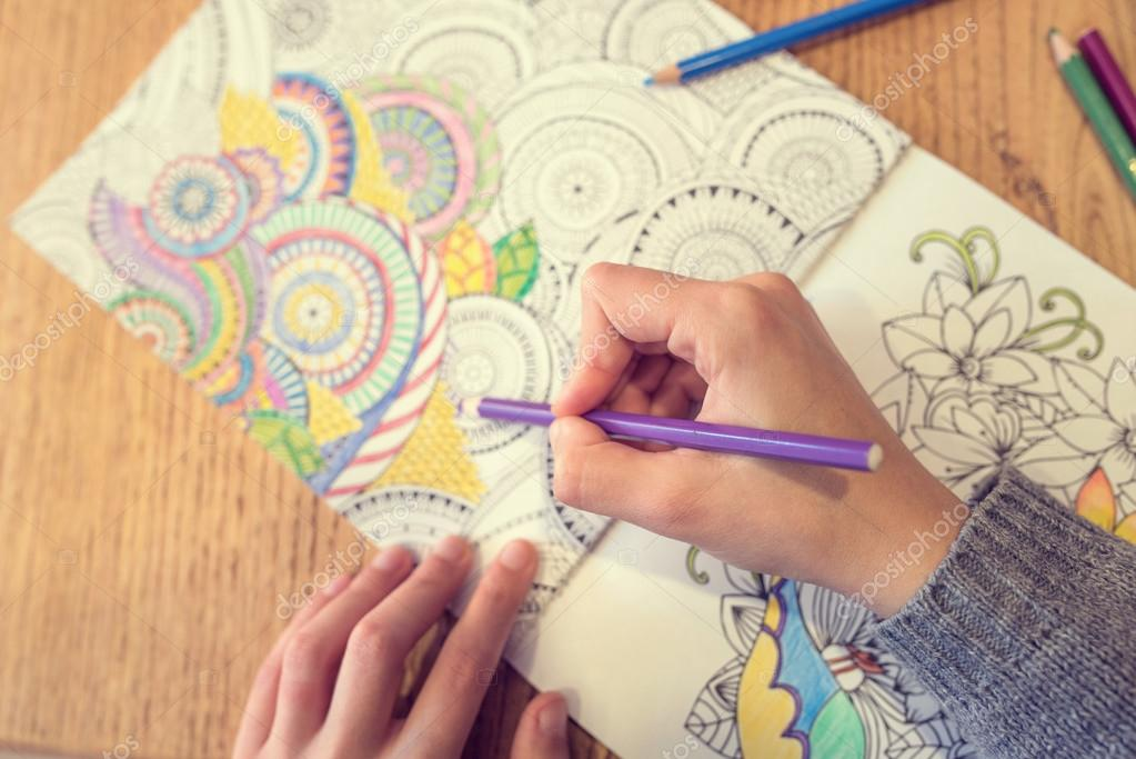 Paint Coloring Book