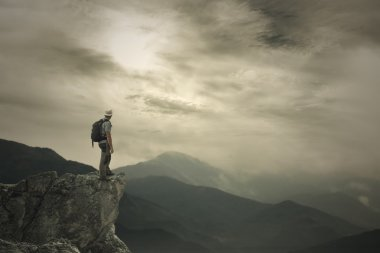 To be on the Summit