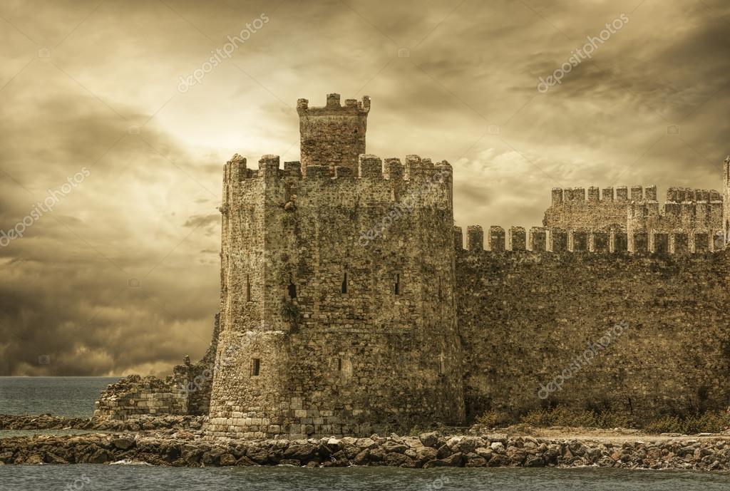 Castle of mamure,mersin