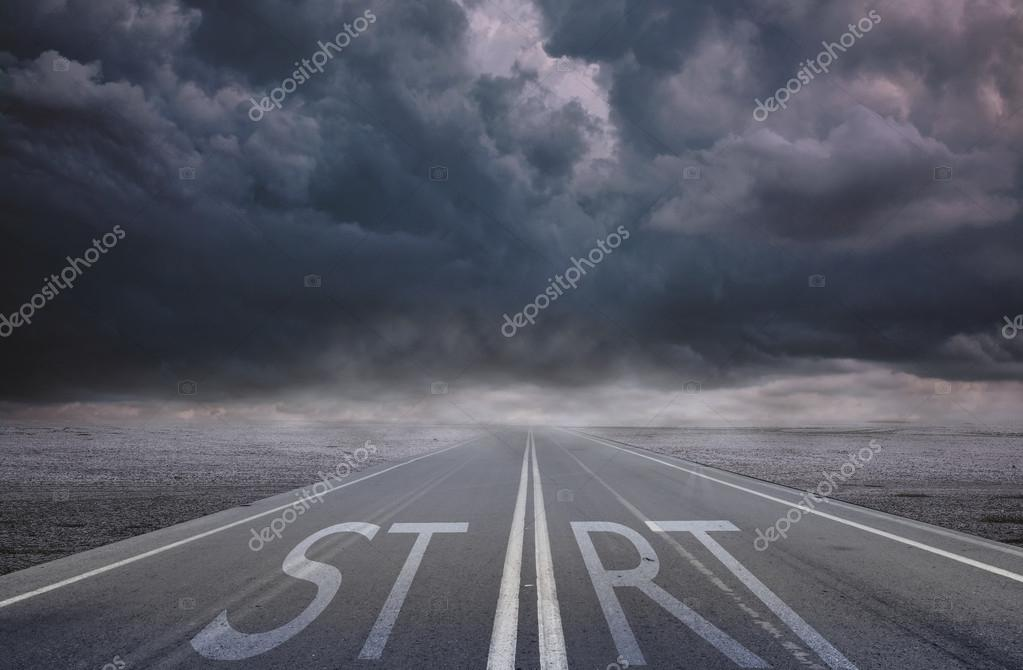 Starting way