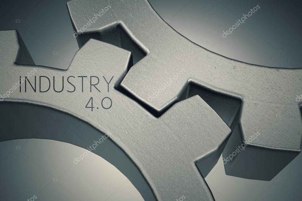 Industry 4.0 with gears