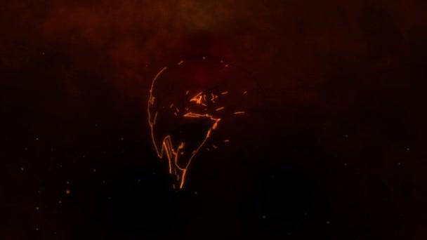 videó tüzes fejű sasról