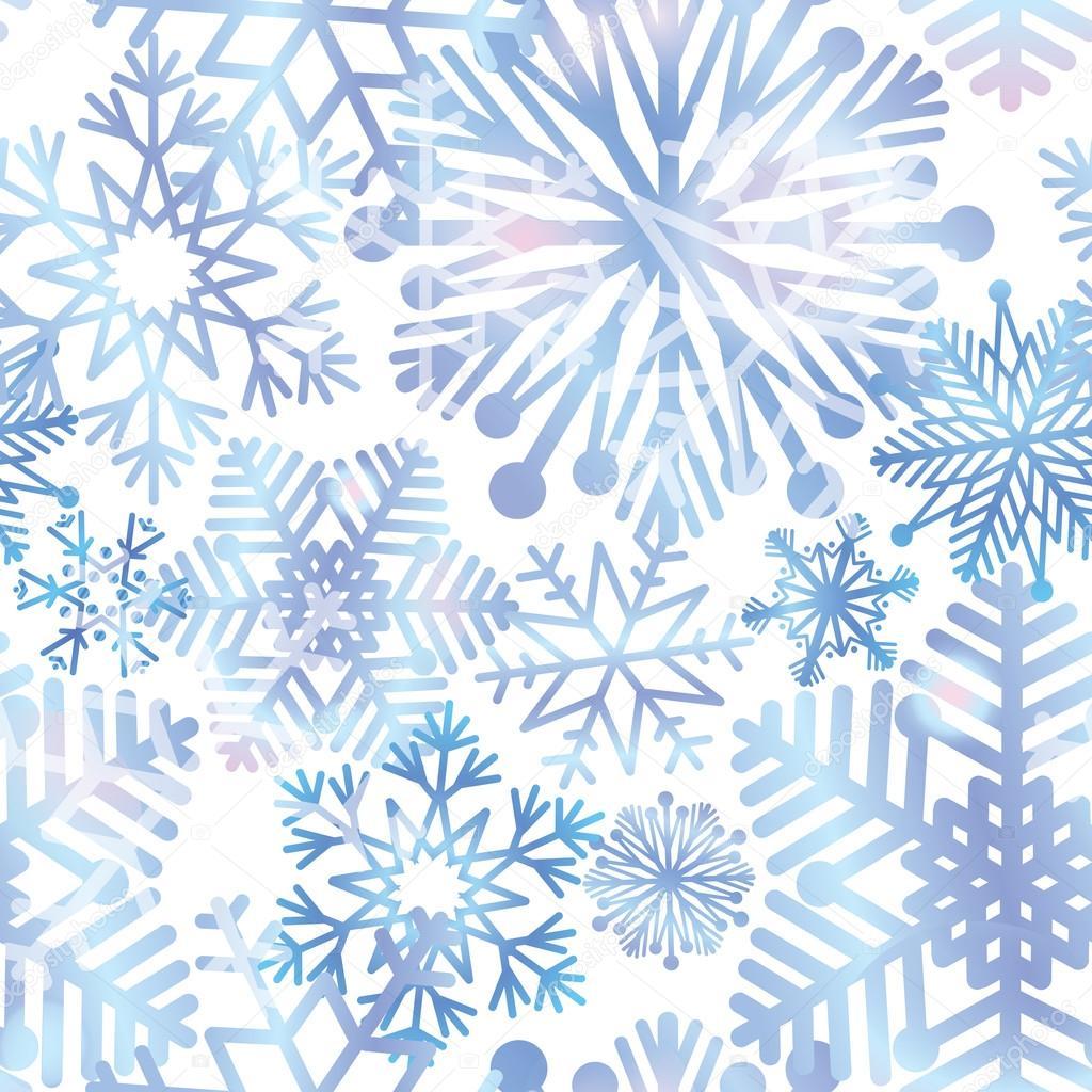 Ornement De Noël Avec Des Flocons De Neige Image Vectorielle