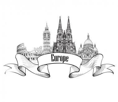 European Travel Europe label.