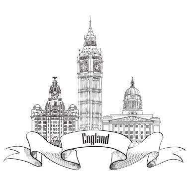 Famous english architectural landmarks