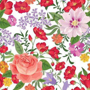 colorful decorative Flowers