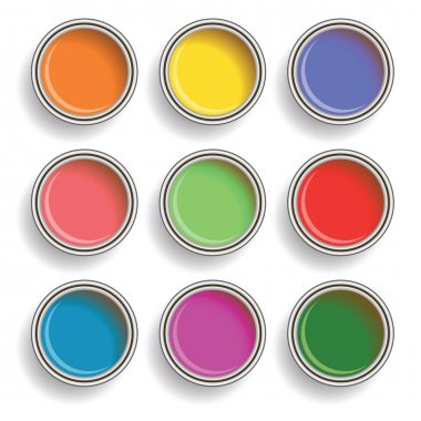 paint can color palette