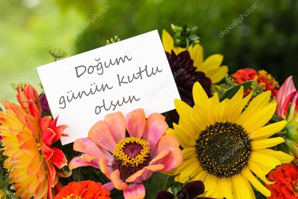 grattis på födelsedagen på turkiska Grattis på födelsedagen — Stockfotografi © coramueller #53227851 grattis på födelsedagen på turkiska