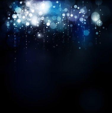 Lights background.