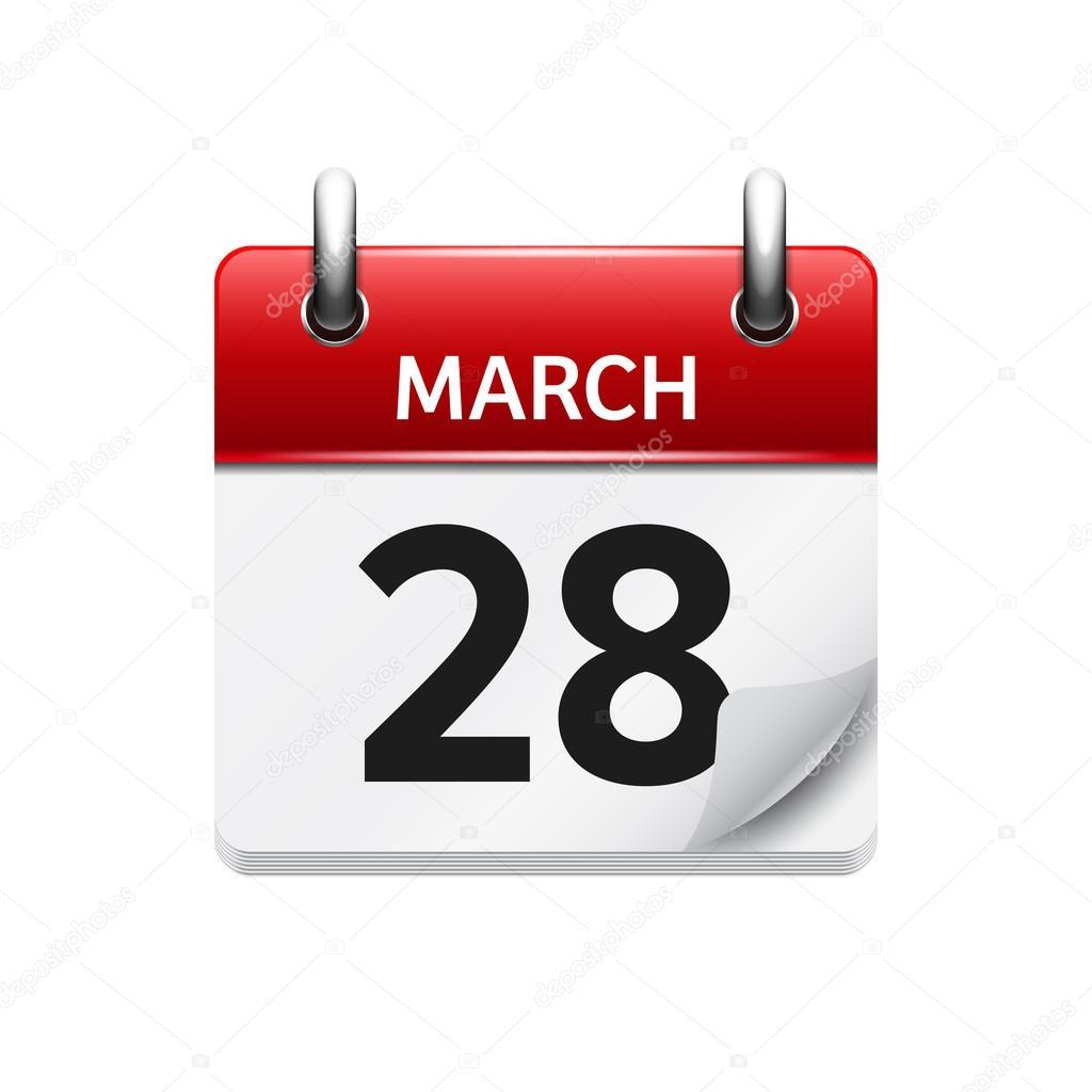 28 März