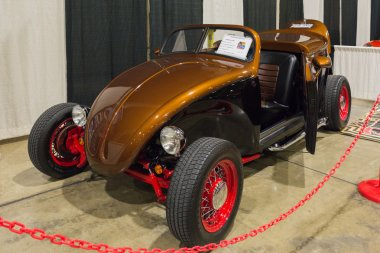 Volkswagen Hot Rod Das Rod