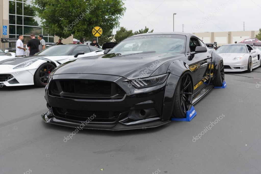 Enterprise Cars For Sale >> Modified Ford Mustang – Stock Editorial Photo © bettorodrigues #109818810