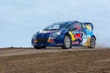 Kevin Hansen rally driver