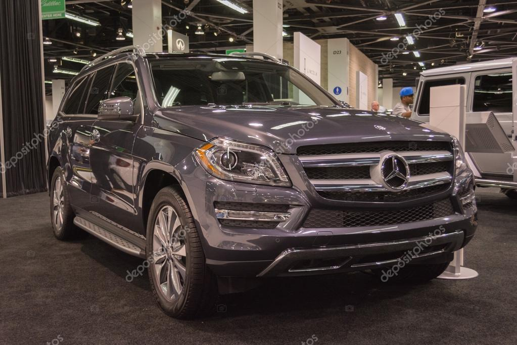2015 Mercedes Benz GL 450 At The Orange County International Au U2014 Stock  Photo