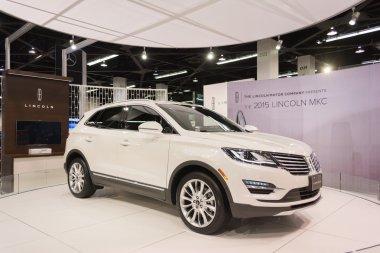 2015 Lincoln MKC at the Orange County International Auto Show