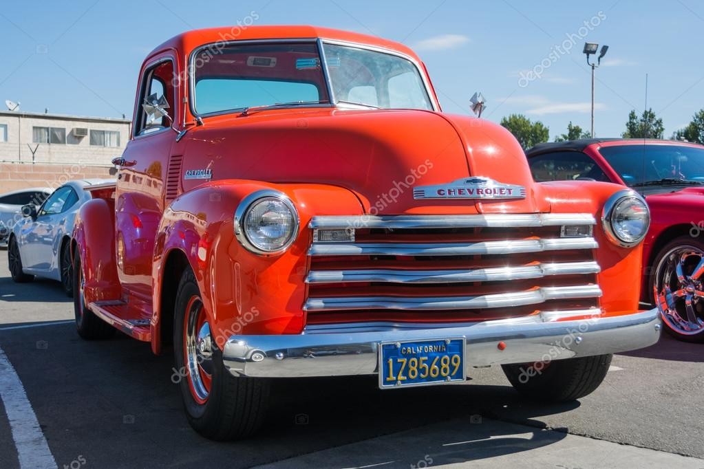 Old Chevy Truck on display – Stock Editorial Photo © bettorodrigues ...