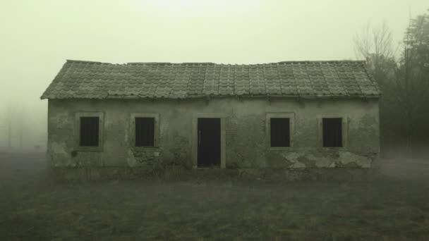 Dům hrůzy v lese