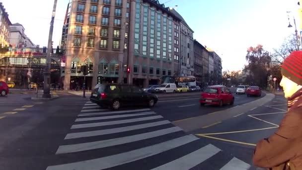 Budapesti utcák Pov
