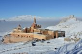 Fotografia Palazzo di Ishak Pasha - vista di mattina