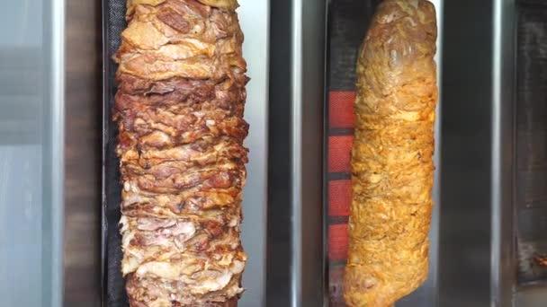 Gyros kebab grill