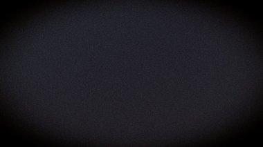 Black Grainy Background