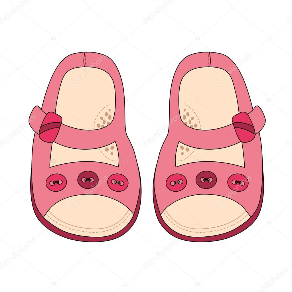 Baby St Pair Of Shoes