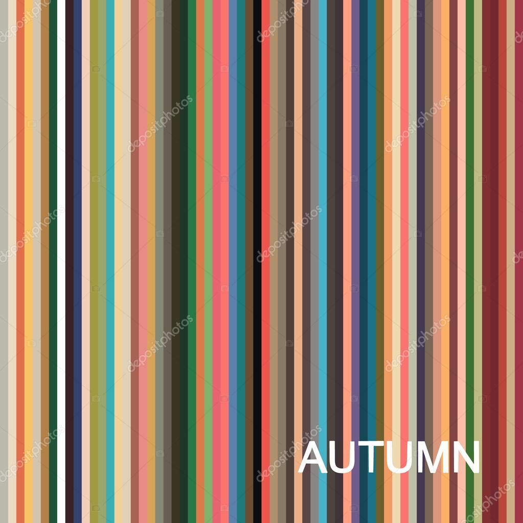 Vektor Saisonalen Analyse Farbpalette Fur Herbsttyp Art Der