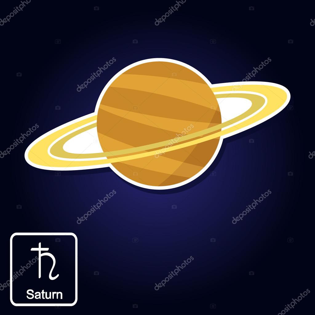 Stock vector icons with saturn and astrology symbol stock vector stock vector icons with saturn and astrology symbol stock vector buycottarizona Image collections