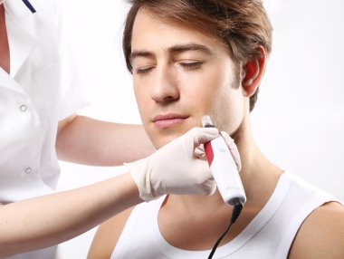 Men's Cleanser Anti wrinkle treatment micro needle mesotherapy