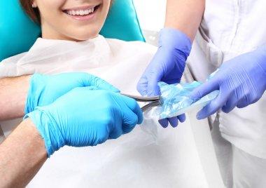 Tools dental surgery treatment