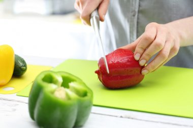 Cooking dishes, healthy diet