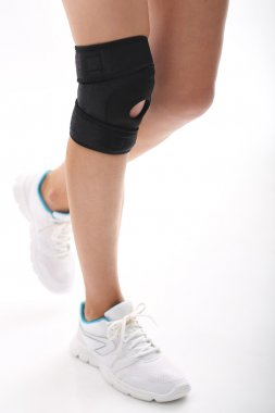 Knee stabilizer, helping with knee injuries