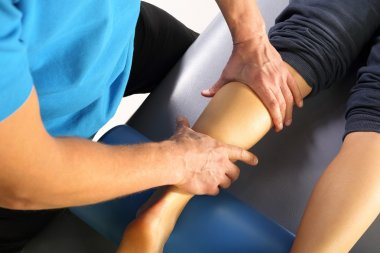 Iontophoresis, treatment and rehabilitation