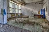 The abandoned school