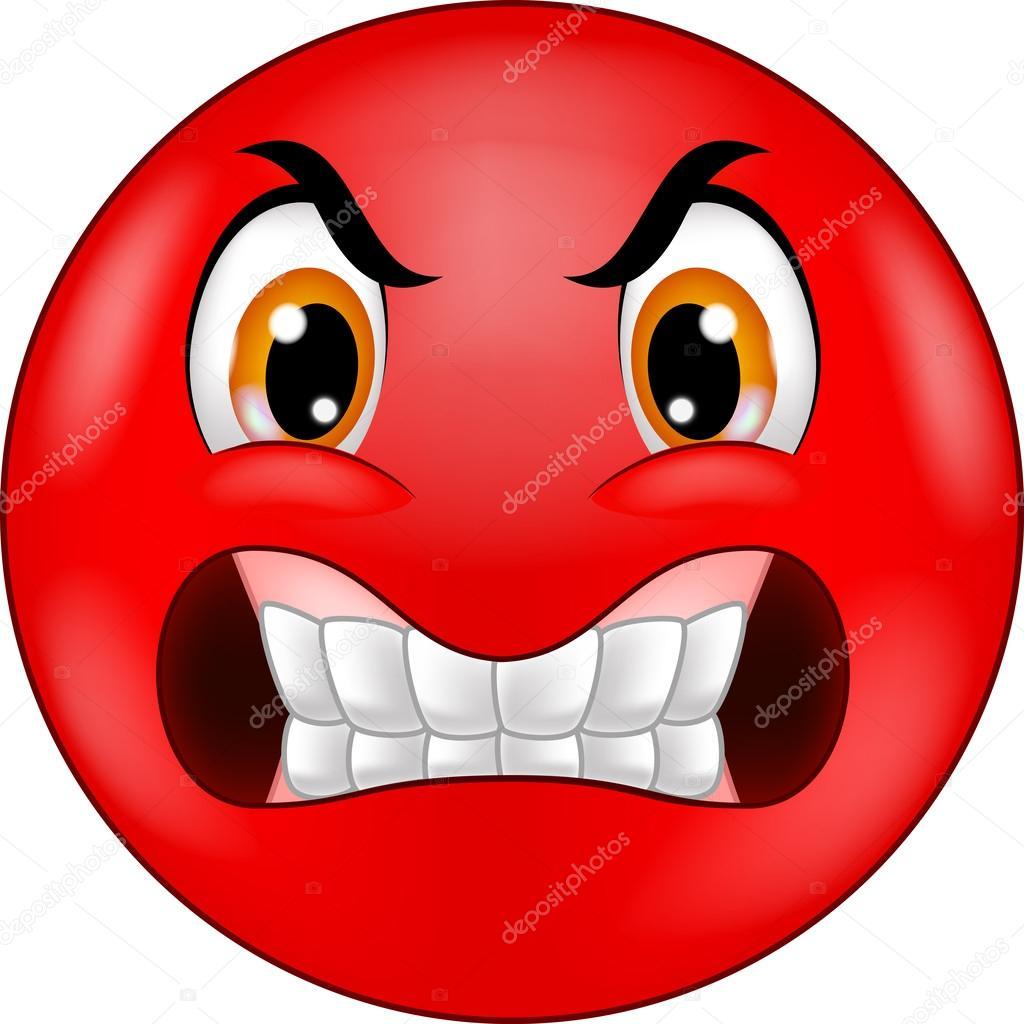 LA PAROLE EST À LA DÉFONCE Depositphotos_63470237-stock-illustration-angry-smiley-emoticon-cartoon