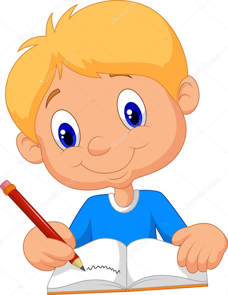 Image result for writing cartoon