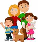 boldog családi rajzfilm
