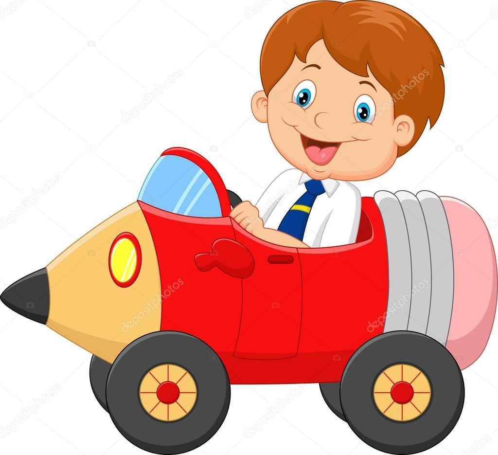 rapaz dos desenhos animados  dirigindo um carro de l u00e1pis red crayon clip art black and white red crayon clipart png